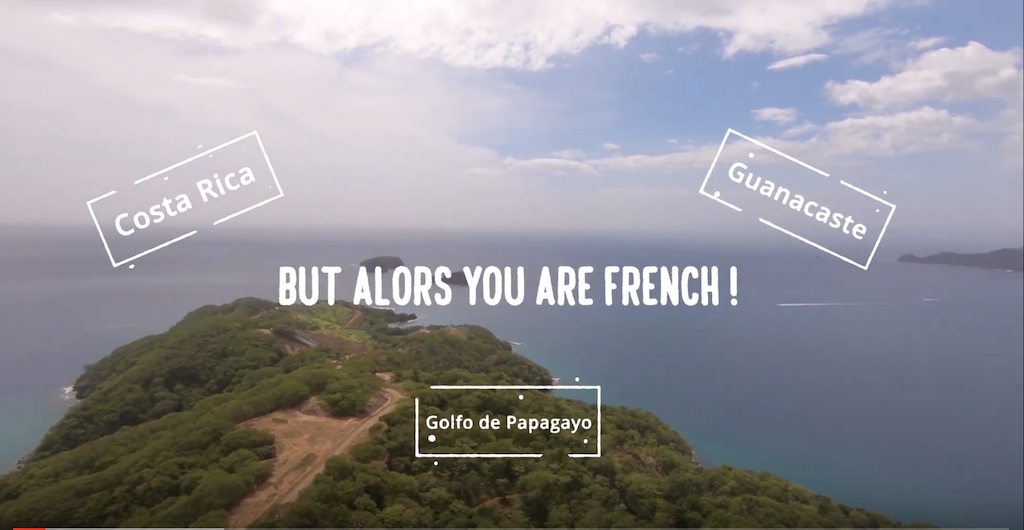 VIDEO But Alors you are French! Vivre au Costa Rica. Johann, restaurateur.