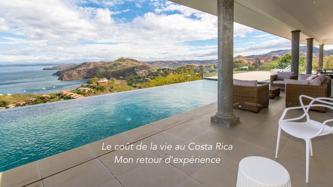 Le coût de la vie au Costa Rica.